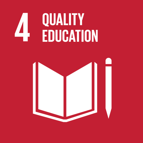 Goal 4 – Education for all