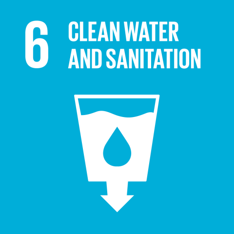 Goal 6 – Clean water and sanitation