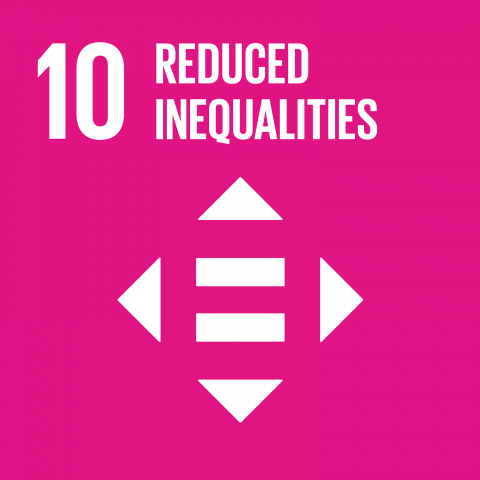 Goal 10 – Reduce inequalities